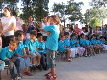 Kindergarten celebration at Che Pibe